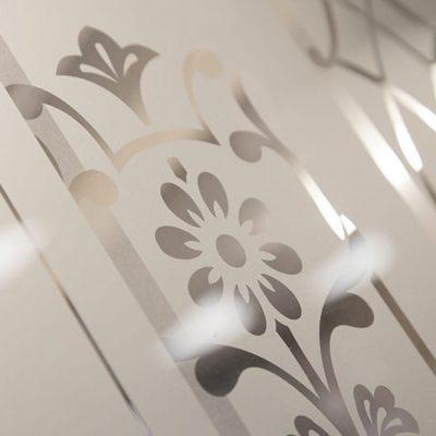 Patterned Glass Design