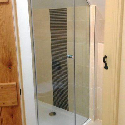 Bespoke Shower Screen