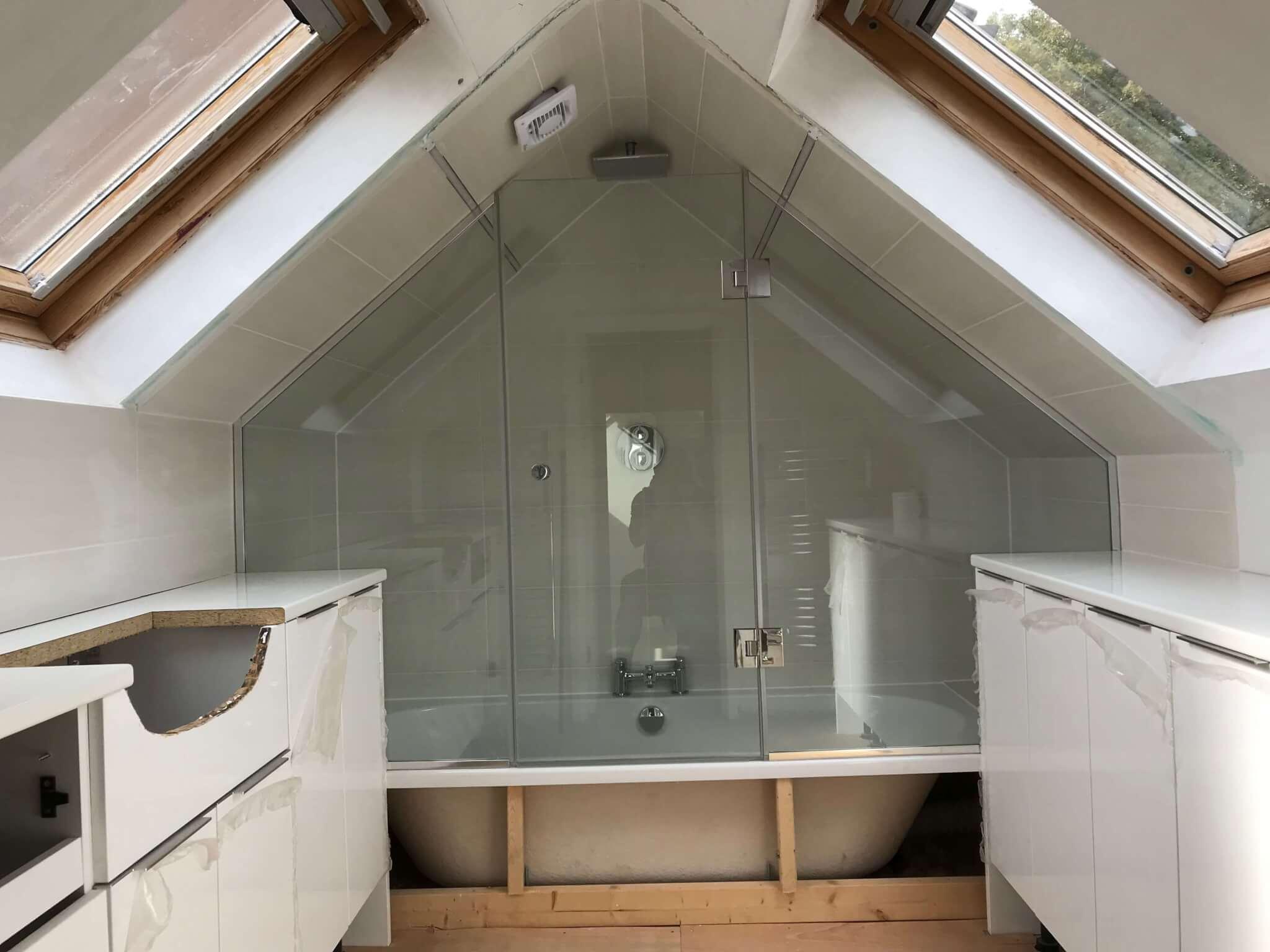 Glass Shower Screens Amp Doors Stevenage Bath Screens St